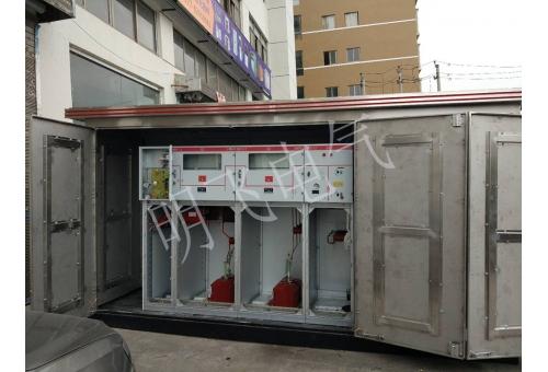 不锈钢箱变壳体|不锈钢箱式变电站